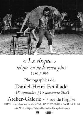 Exposition Le Cirque